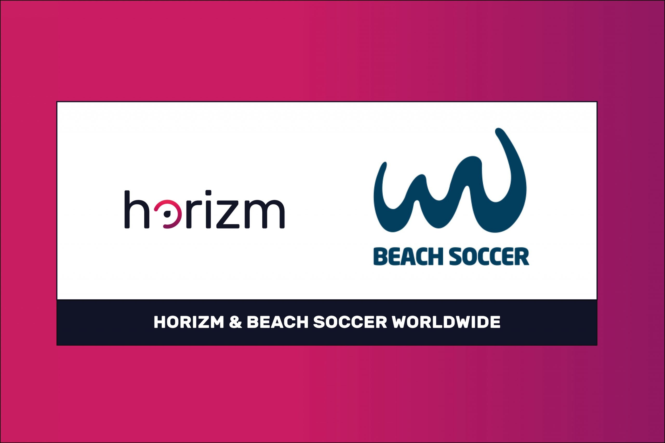 Beach Soccer banks on Horizm to unlock new digital revenues