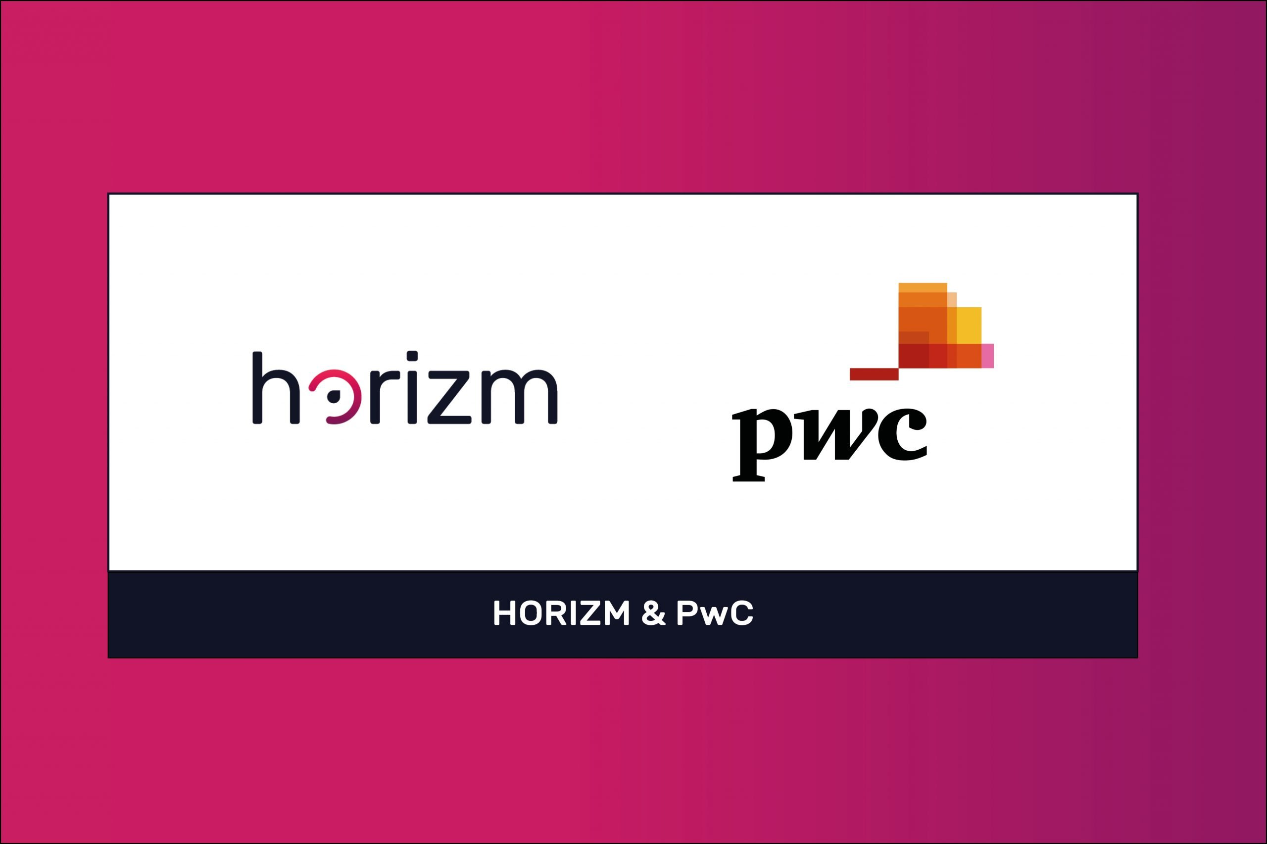 PwC chose Horizm as partner to support clients developing their digital strategy