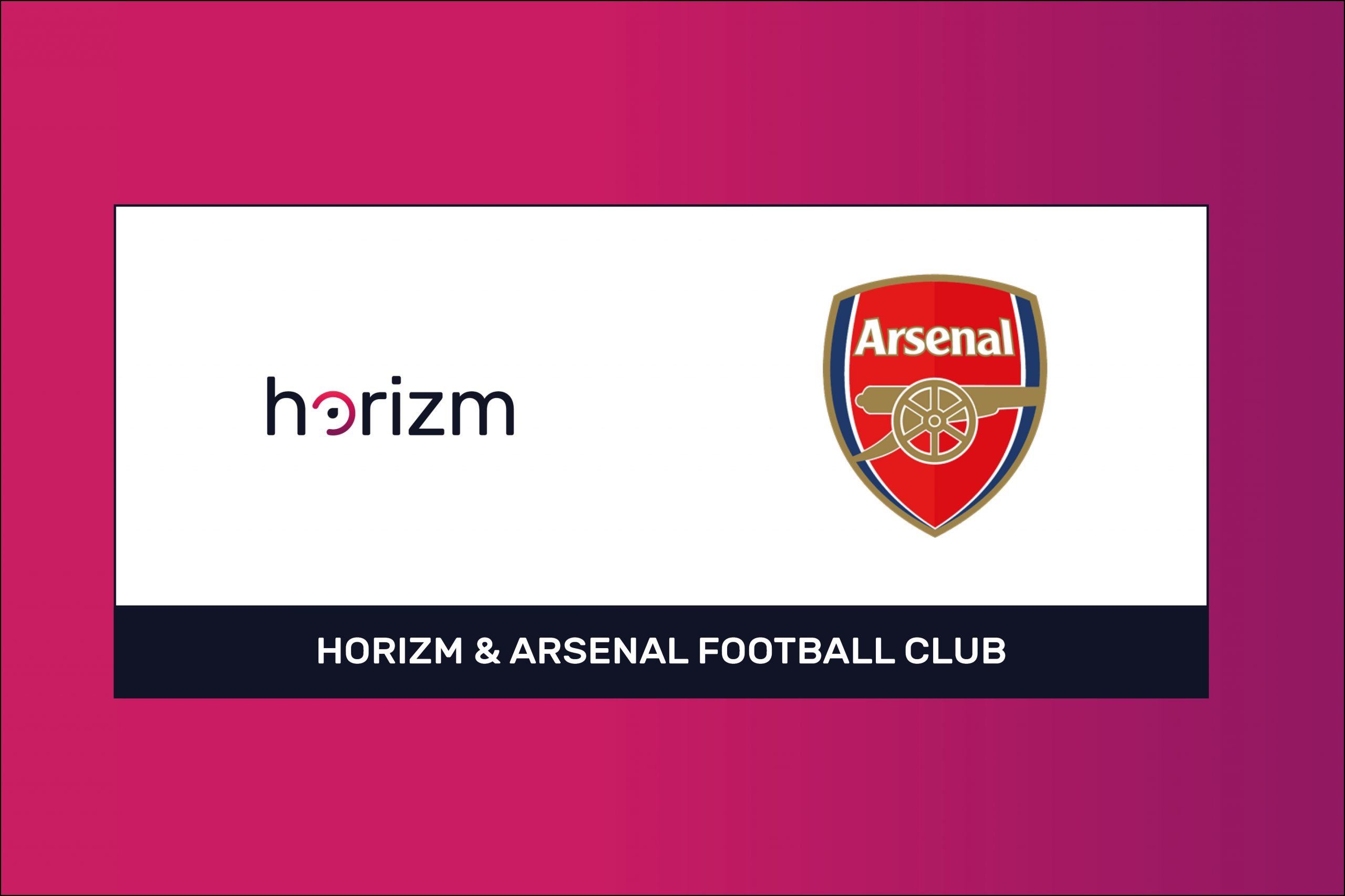Arsenal score digital boost with Horizm