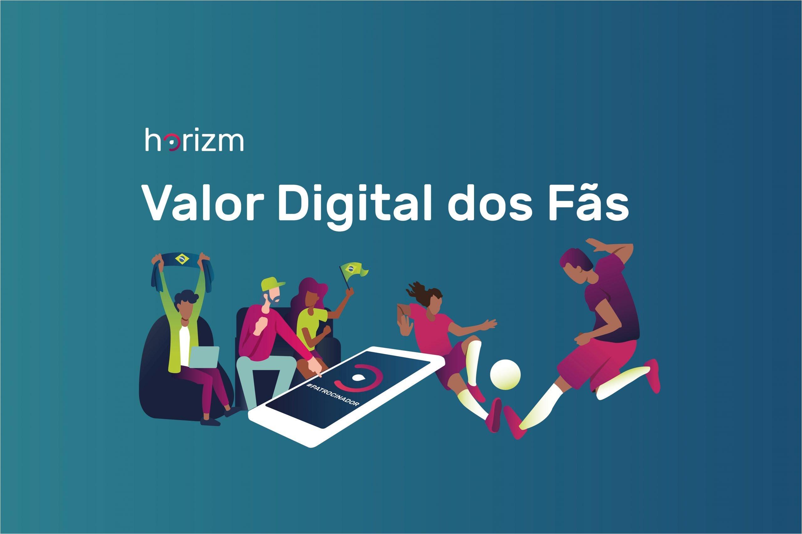 Relatório da Horizm mostra Flamengo e Campeonato Brasileiro como potenciais estrelas do mercado digital