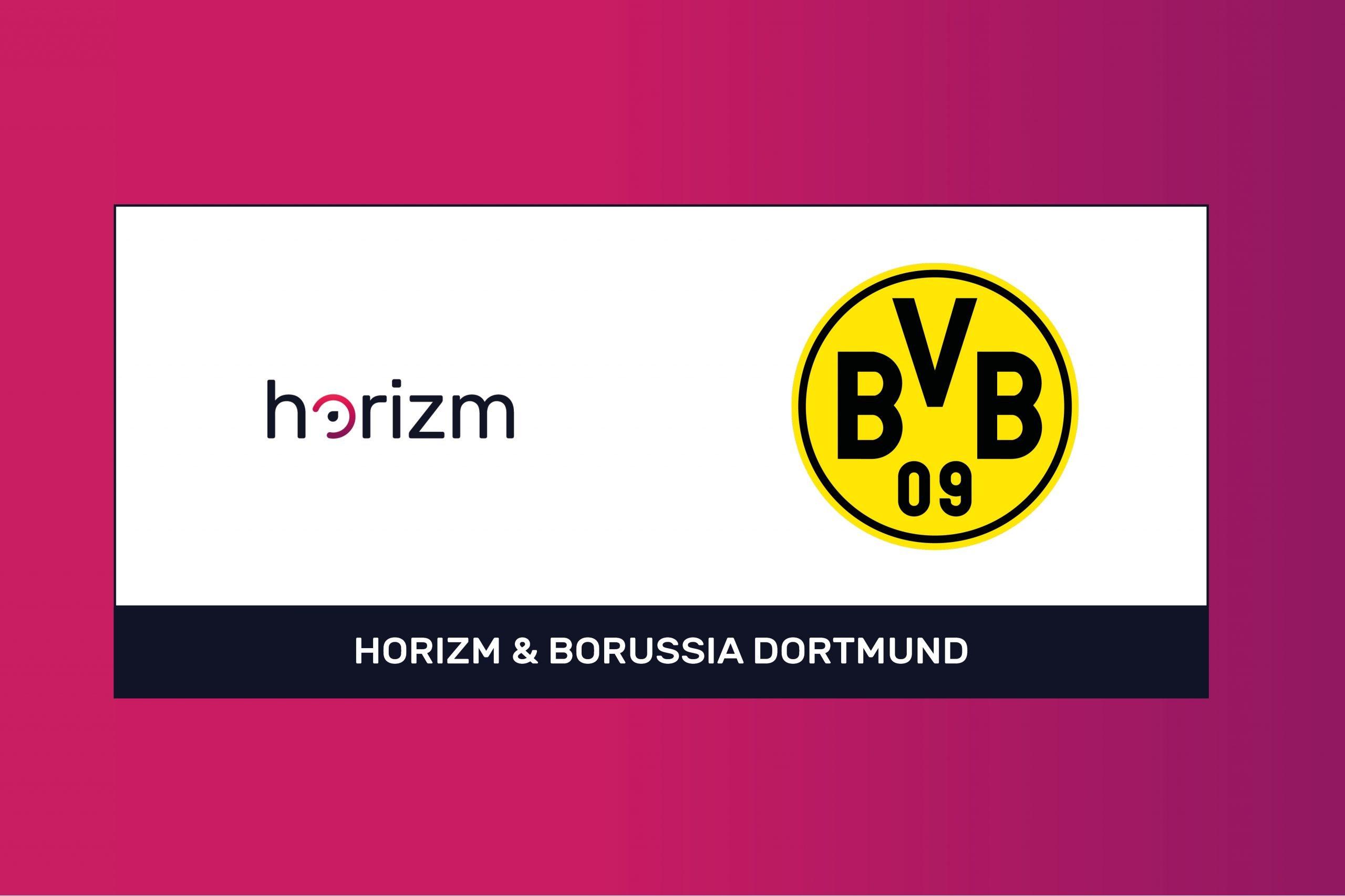Dortmund choose Horizm to power digital returns